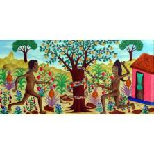 Adam & Eve Temptation