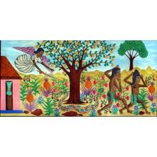 Adam & Eve Expulsion