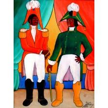 The assasination of Dessalines