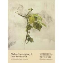 Modern Contemporary & Latin American Art