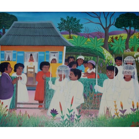 Marriage de Village